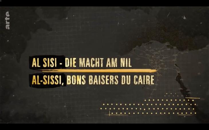 Al Sisi - Die Macht am Nil - Titel